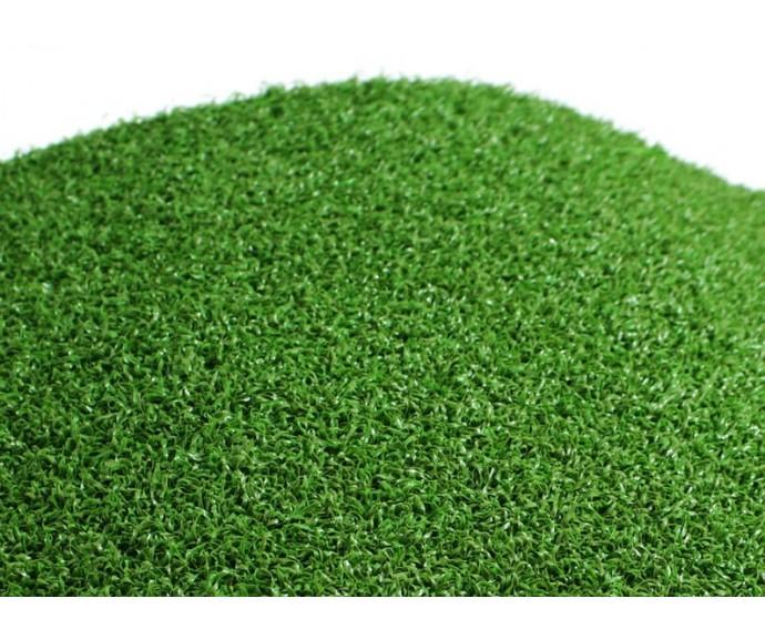 Gazon synthétique vert